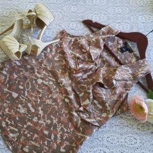 Ann Taylor blouse size 2p